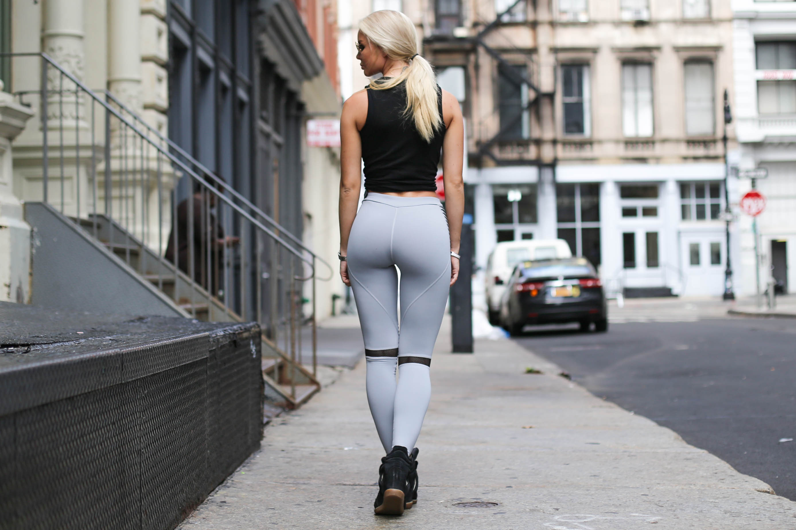 bring sportswear biker tights-5